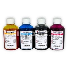 Ink-Mate Набор чернил CIM-521 для Canon MP250, MP490, MX320, MX410, iP2700 (PG-510, CL-511) (4 x 200 мл)