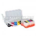 СНПЧ для HP Deskjet Ink Advantage 3525, 4615, 4625, 5525, 6525  картриджи HP655 (без ЧИПОВ)