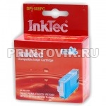 InkTec Картридж BPI-508LC (CLI-8PC) Light Cyan для Canon PIXMA iP6600D, Pro9000