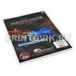 REVCOL Фотобумага самоклеющаяся глянцевая для струйной печати 128 гр/м, A4, 25 листов