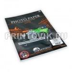 REVCOL Фотобумага самоклеющаяся матовая для струйной печати 128 гр/м, A4, 20 листов