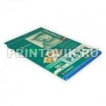 LOMOND Фотобумага самоклеющаяся для струйной и лазерной печати А4, 50 листов, Зеленая