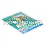 LOMOND Фотобумага самоклеющаяся шелковая для струйной печати А6, 25 листов