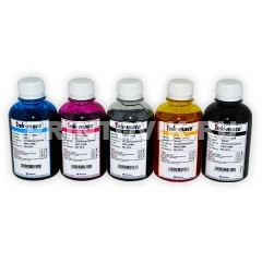Ink-Mate Набор чернил CIM-521 для Canon iP4840, MG5140, MG5240, iX6540, MX884 (5 x 200 мл)