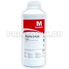 InkTec Чернила E0010 Magenta для Epson T50/T59/P50/TX800/TX700/TX650/RX610/R390/R290/R270, 1 литр