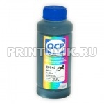 OCP Чернила BKP45 Black для Brother LC1000BK, LC1100BK, LC980BK, LC970BK, 100 мл