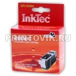 InkTec Картридж BPI-520BK (PGI-520BK) Black Pigment для Canon PIXMA iP3600, iP4600, MP540, MP620, MP630, MP980, MX860