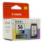 Canon Картридж CL-56 Color для Canon PIXMA E464, E474, E414
