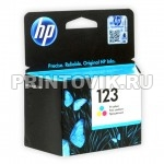 HP Картридж HP 123 (F6V16AE) Color для HP DeskJet 2130