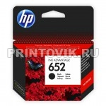 HP Картридж HP 652 (F6V25AE) Black для HP Deskjet Ink Advantage 1115, 2135, 3635, 3636, 3835, 4535, 4675